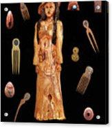 Fashion Jewellery  Acrylic Print by Eric Kempson