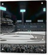 Fenway Infrared Acrylic Print by James Walsh