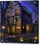Firefly Inn Acrylic Print by Joel Payne