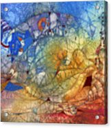 Fish Acrylic Print by Svetlana and Sabir Gadghievs