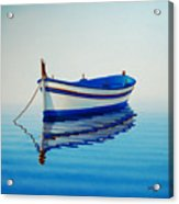 Fishing Boat II Acrylic Print by Horacio Cardozo
