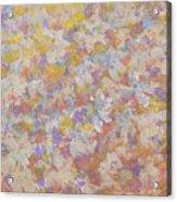 Flora' Romantica Acrylic Print by Don  Wright