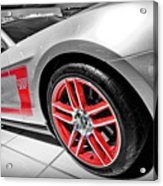 Ford Mustang Boss 302 Acrylic Print by Gordon Dean II
