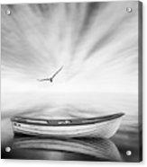 Forgotten Acrylic Print by Jacky Gerritsen