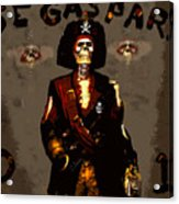 Gasparilla 2011 Acrylic Print by David Lee Thompson