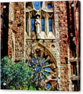 Gaudi Barcelona Acrylic Print by Tom Prendergast