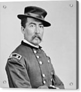 General Sheridan Acrylic Print by War Is Hell Store
