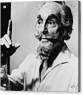 George Balanchine 1907-1983 Acrylic Print by Everett