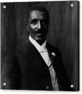 George Washington Carver 1864-1943 Acrylic Print by Everett