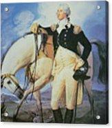 George Washington Acrylic Print by John Trumbull