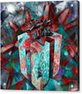 Gifts For Street Kids International Acrylic Print by Fania Simon
