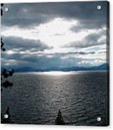 Glistening Lake  Acrylic Print by The Kepharts