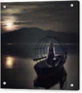 Gone Fishing Acrylic Print by Joana Kruse
