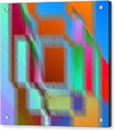 Good Vibrations Acrylic Print by Tim Allen