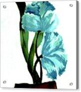 Gorgeous Flowers Acrylic Print by Marsha Heiken