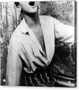 Harry Belafonte (1927- ) Acrylic Print by Granger