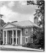 Haverford College Roberts Hall Acrylic Print by University Icons