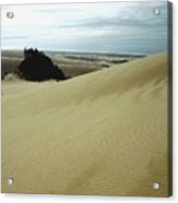 High Dunes 1 Acrylic Print by Eike Kistenmacher