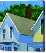 High Noon Acrylic Print by Laurie Breton