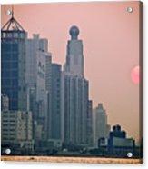 Hong Kong Island Acrylic Print by Ray Laskowitz - Printscapes