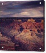 Hopi Point - Grand Canyon Acrylic Print by Andrew Soundarajan