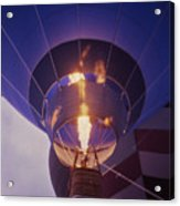 Hot Air Balloon - 2 Acrylic Print by Randy Muir