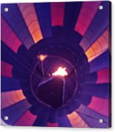 Hot Air Balloon - 7 Acrylic Print by Randy Muir