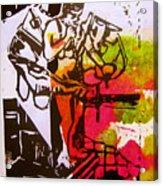 icarus II Acrylic Print by Adam Kissel