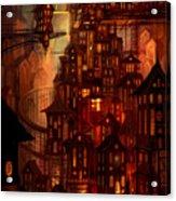 Illuminations Acrylic Print by Philip Straub