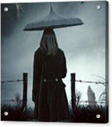 In The Dark Acrylic Print by Joana Kruse
