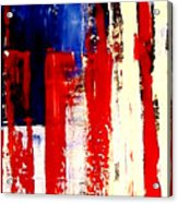 Independence Day Acrylic Print by Charles Jos Biviano