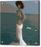 Isabella Acrylic Print by Gerlinde Keating - Galleria GK Keating Associates Inc