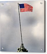 Iwo Jima Acrylic Print by Lyle  Huisken