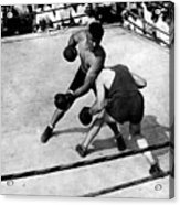 Jack Dempsey Acrylic Print by Granger