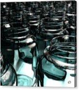 Jars Acrylic Print by Joel Lueck