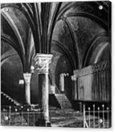 Jerusalem: Last Supper Acrylic Print by Granger