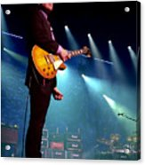 Joe Bonamassa 2 Acrylic Print by Peter Chilelli