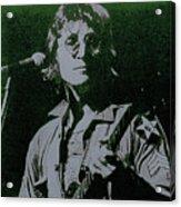 John Lennon Acrylic Print by David Patterson