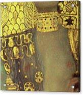 Judith Acrylic Print by Gustav Klimt