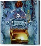 K-os Atlantis Hymns For Disco Acrylic Print by Nelson Garcia