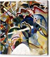Kandinsky: White, 1913 Acrylic Print by Granger