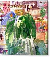 Keokuk Legacy Acrylic Print by Jame Hayes