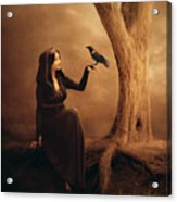 Kinship Acrylic Print by Jennifer Gelinas