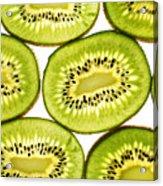 Kiwi Fruit II Acrylic Print by Paul Ge