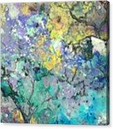 La Provence 08 Acrylic Print by Miki De Goodaboom