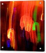 Light Falling Acrylic Print by Elizabeth Hoskinson