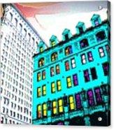 Looking Up Acrylic Print by Julie Lueders