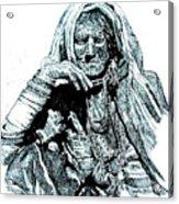 Lost Acrylic Print by Ramneek Narang