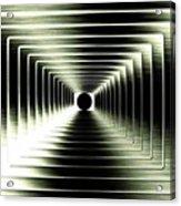 Luminous Energy 15 Acrylic Print by Will Borden