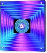 Luminous Energy 9 Acrylic Print by Will Borden